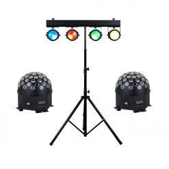 Disco Lichtset 2