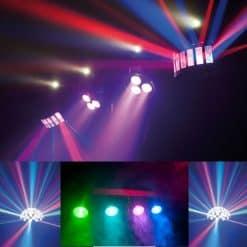 Disco Lichtset 5