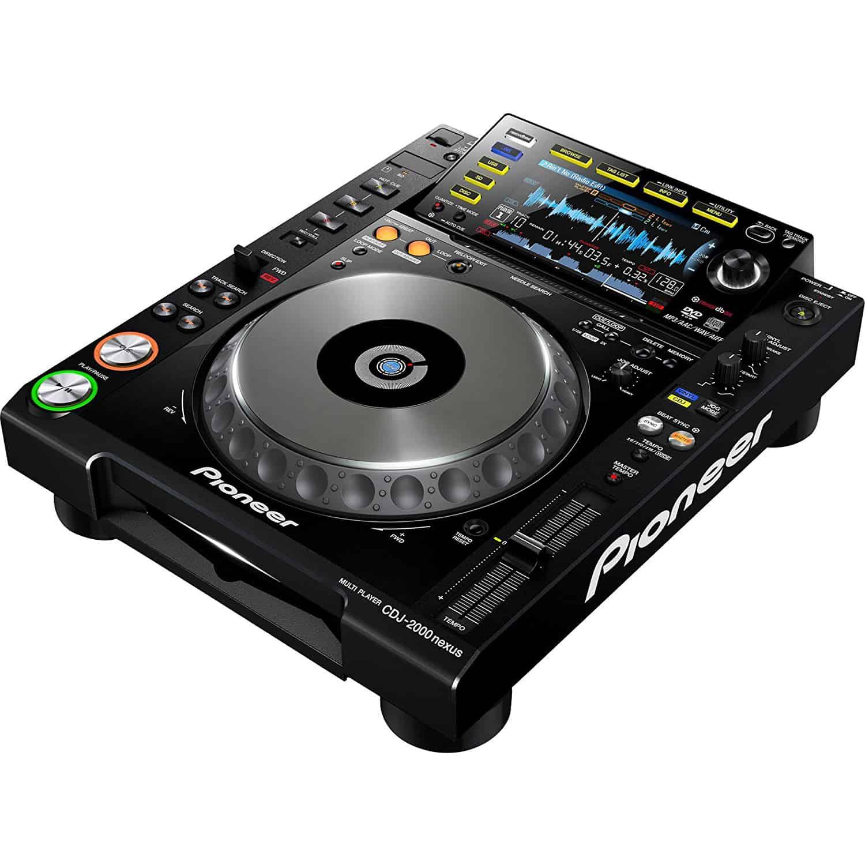 Pioneer cdj-2000 nexus 1