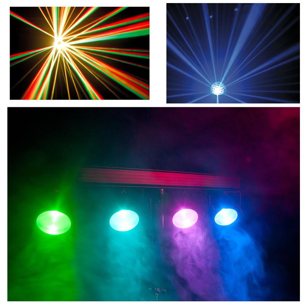 Disco lichtset 3