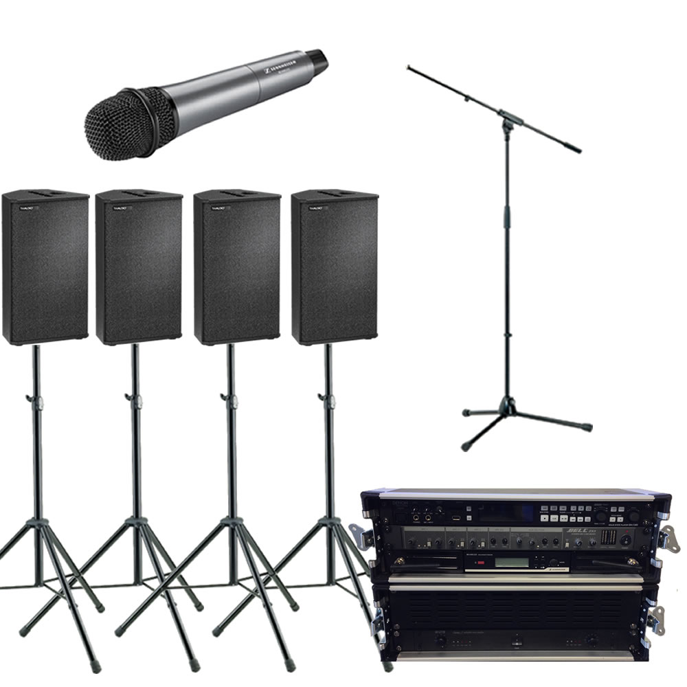 Presentatie geluidset 3