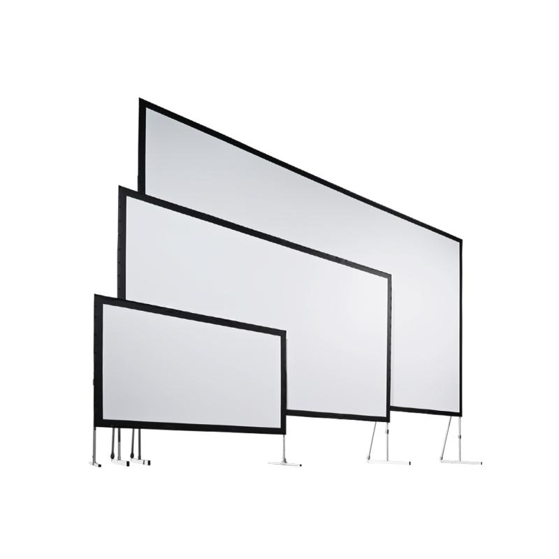 Projectiescherm 3,05 x 1,80